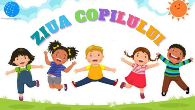 ,, ZIUA COPIILOR,, La mulți ani tuturor copiilor!!!